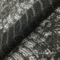 Black Beaded Lace Beaded Lace